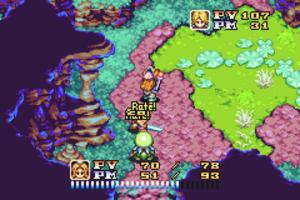 Sword of Mana - chapitre 4 - La grotte du marais