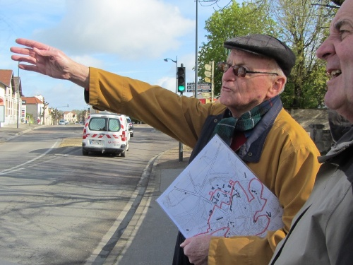 """""""Une marche pleine d'espoir à la découverte de Châtillon sur Seine"""", la  nouvelle animation proposée par les Vitrines Châtillonnaises..."""
