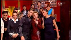 15 octobre 2011 / DANSE AVEC LES STARS