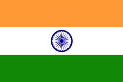 English : India
