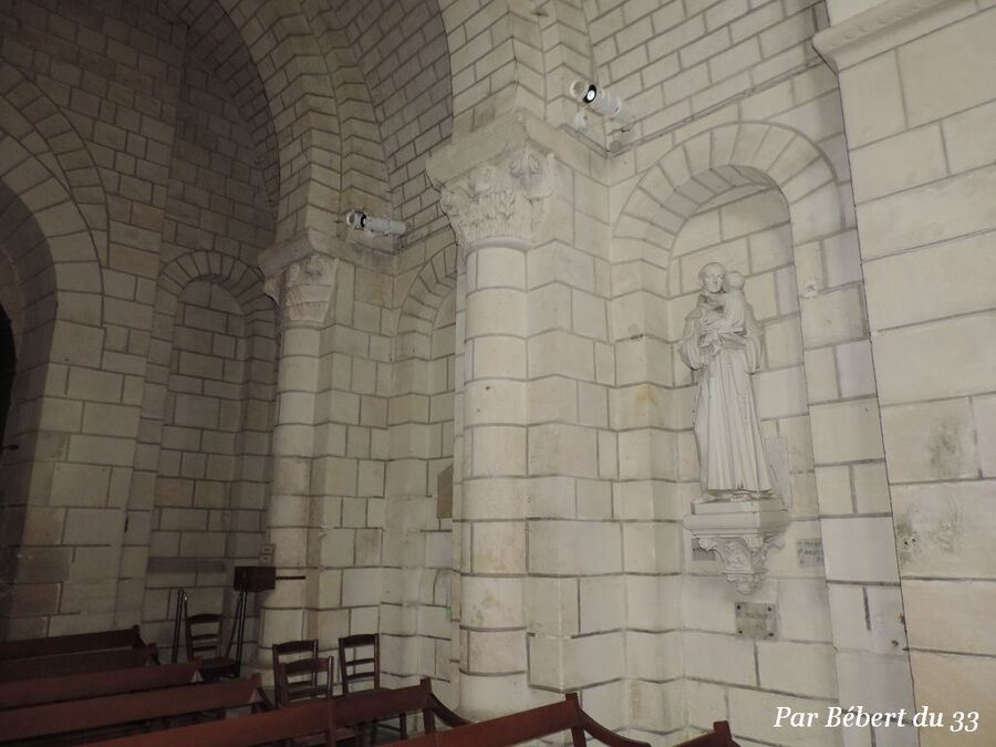 Loches dept 37 (2) l'eglise