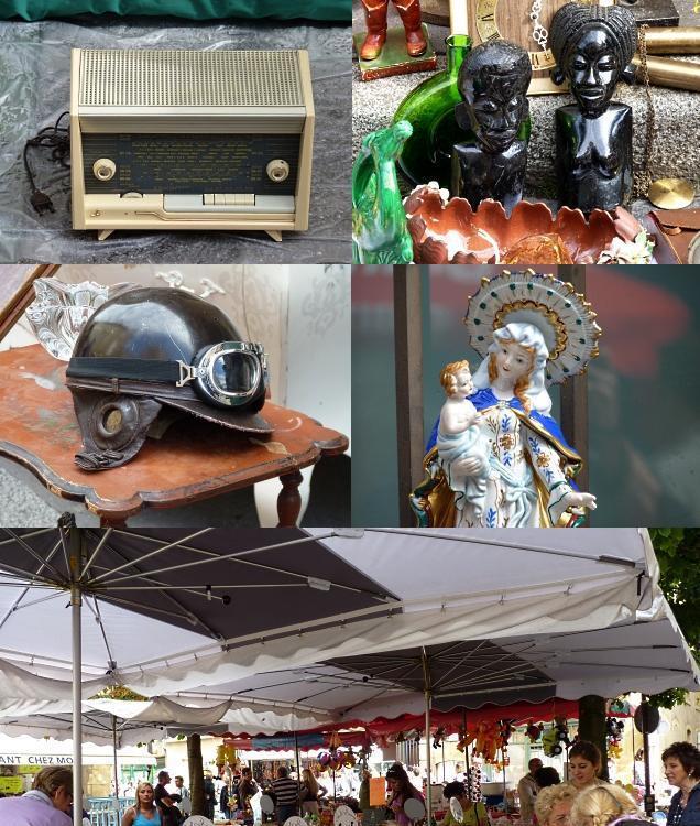 Brocante d'Outre-Seille à Metz 7 septembre 2010