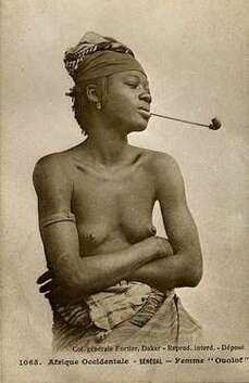 a Jeanne d'Arc d'Afrique