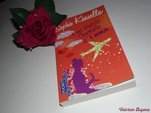 """""""Les petits secrets d'Emma"""" - Sophie Kinsella"""