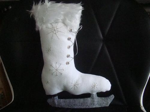 une cheminé pour le Père Noel