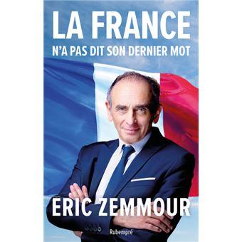 C'est vrai que Zemmour est plus vendeur que Mazarine ...