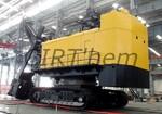 CHINA RAILWAY CRSIC:  lancement des grandes pelles minières.