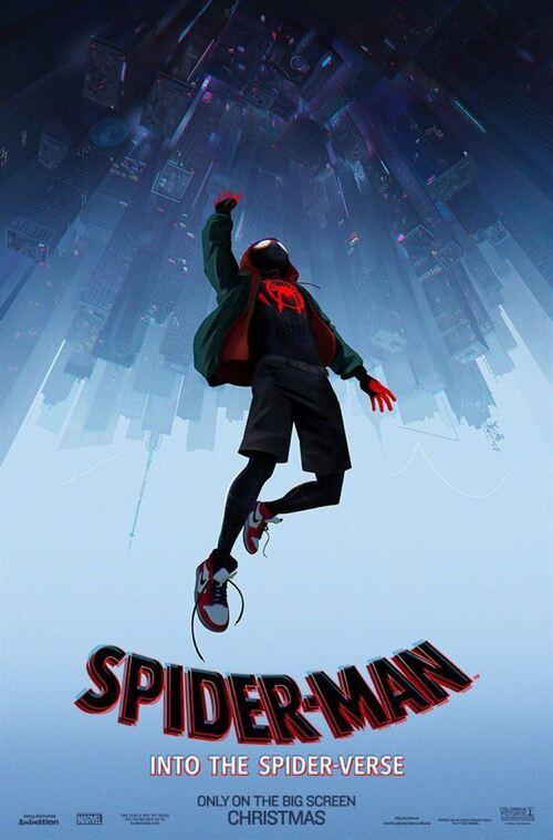 Spider-Man New Generation: 12 Décembre 2018