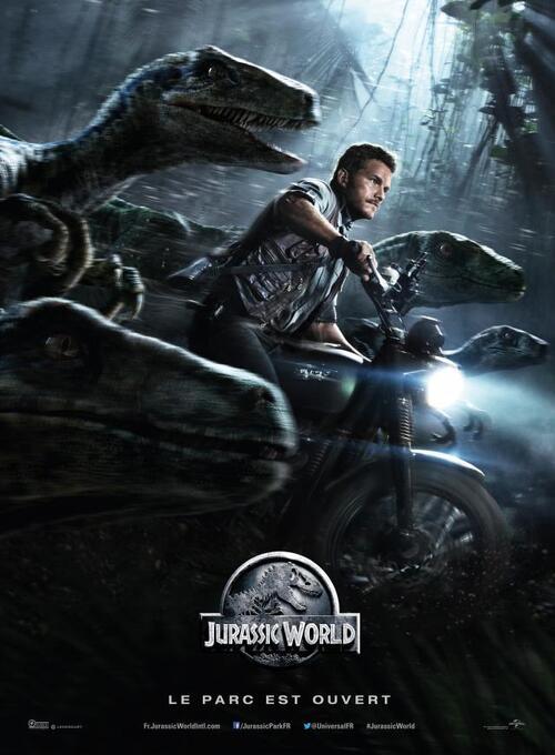 Mon avis sur Jurassic World : déçue, le moins bon des 4 et une 3D catastrophique, quel dommage...