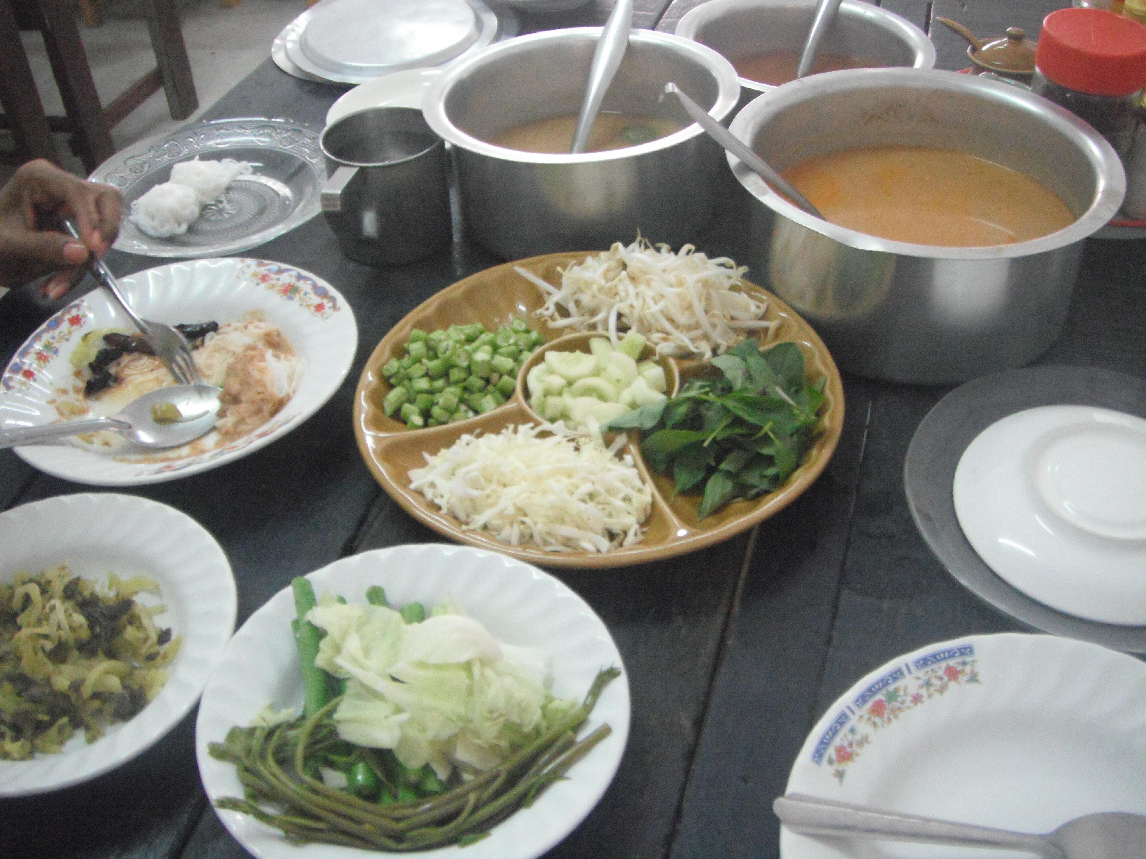 La cuisine Thaï