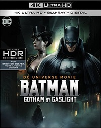 [Test 4K Ultra HD] Batman : Gotham by Gaslight