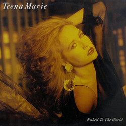 Teena Marie - Naked To The World - Complete LP