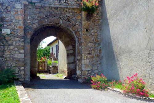 Prades: petit village d'Ariège