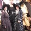 Avec Vincent Carrue, Cathy et Marie Fabrizi