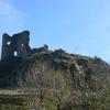 Le château féodal - Apchon