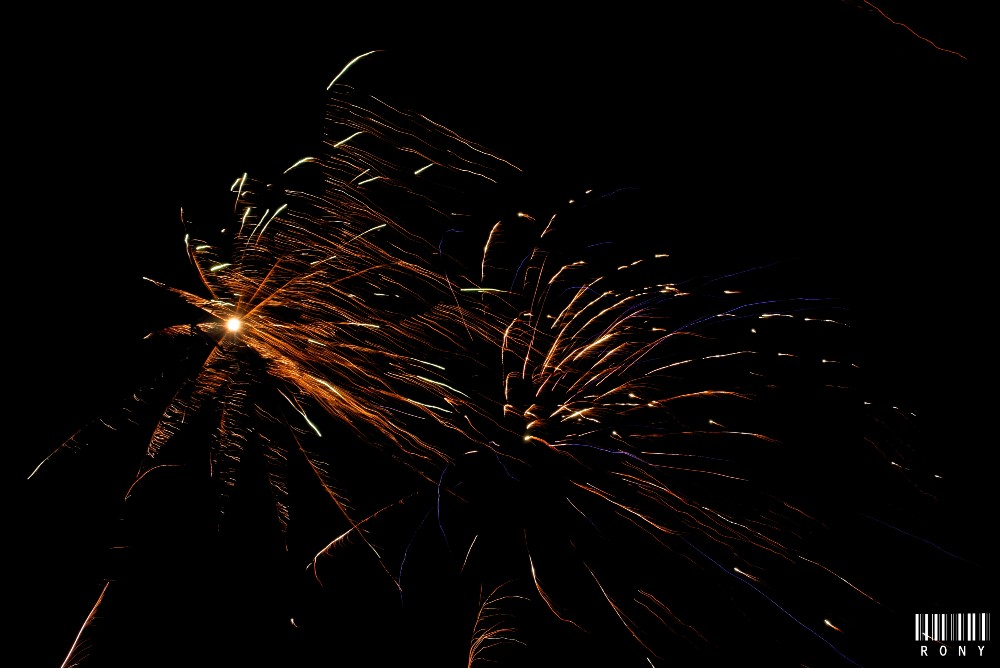 Feux d'artifice. Part.1