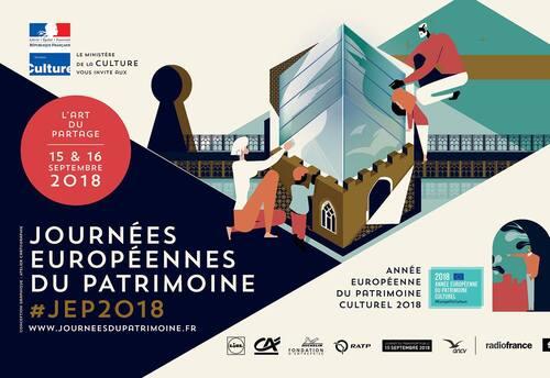15 et 16 Septembre - Journées européennes du patrimoine à la Maison Métiers du cuir (Graulhet)