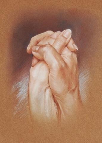 Toutes les mains ...