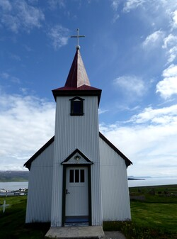 16 juin, de Djúpidalur à Tálknafjörður