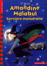 Amandine Malabul - Sorcière maladroite