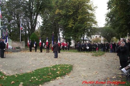 Le 11 novembre 2013, vu par René Drappier
