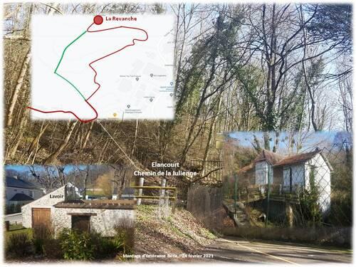 2 boucles de 7 km à Elancourt