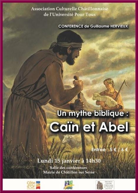"""""""Caïn et Abel"""