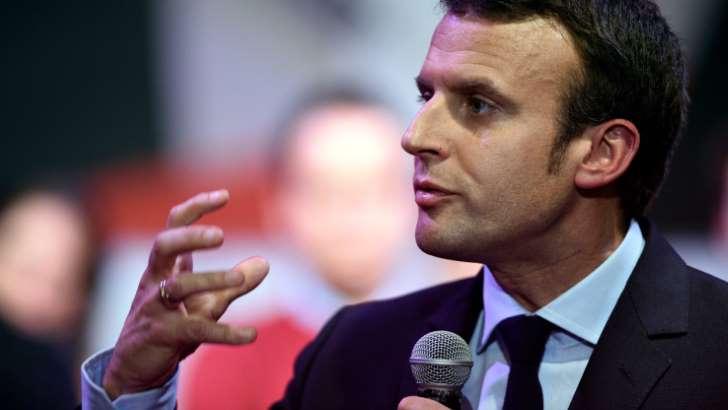 """Macron: """"Je sais ce que c'est de boucler une fin de mois difficile"""""""