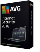 Avg Internet Security 2016 - Licence 2 ans gratuits