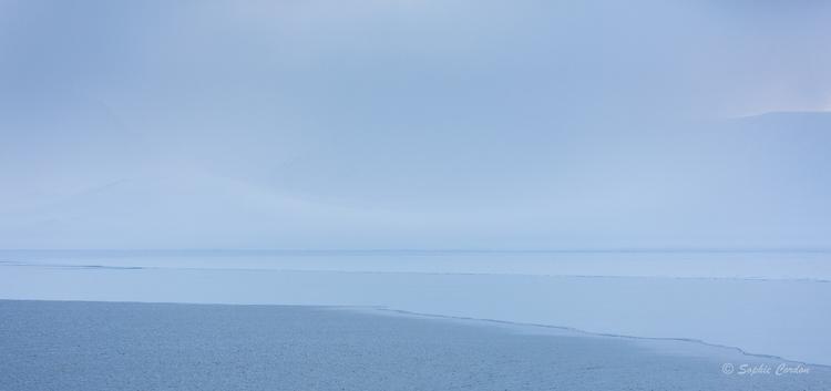 Après la banquise, Liefdefjorden...