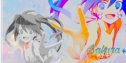Commande de Sakura ♪