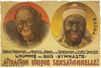 negre-singe