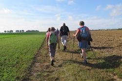 La randonnée du 12 septembre à Lantheuil