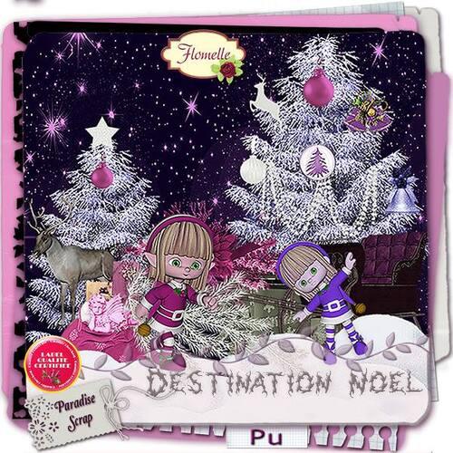 Kit Destination Noël de Flomelle