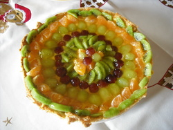 Tartes au fruits