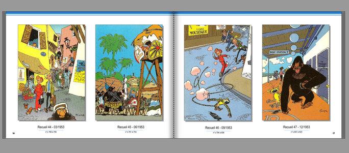 Franquin : les albums du journal