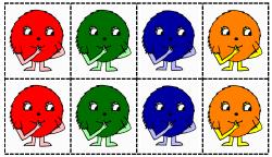 Pinterest 1: Critters et loto du comportement., dixmois