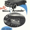 Simca 9 - Catalogue Philips