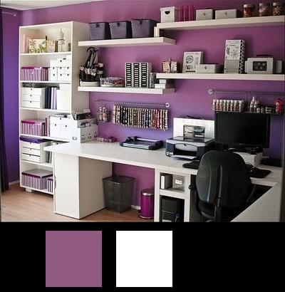 Le bureau - Nuancier 5