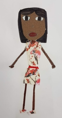 Films pour enfants : activité en art visuel