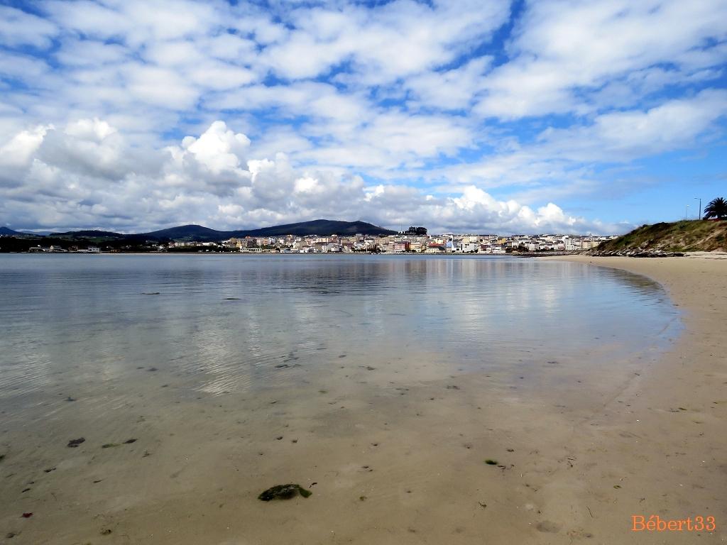 la playa de Guitiriz