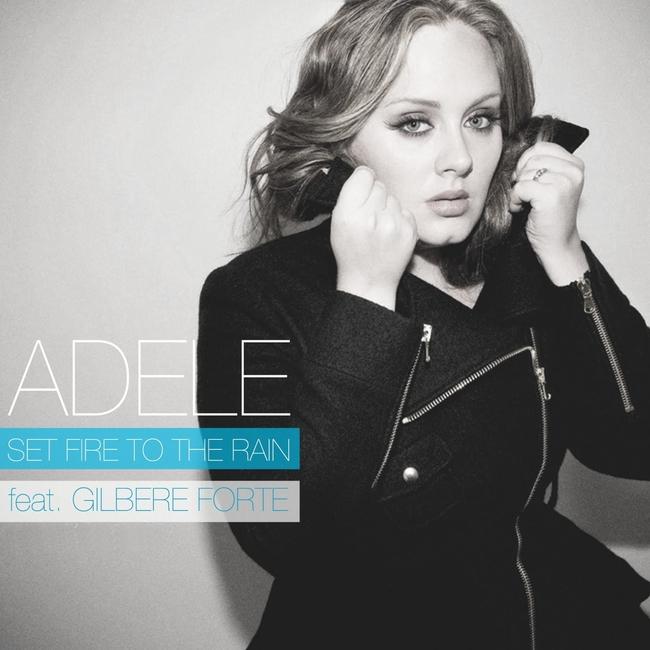 MUSIC REMIX : Adele - Set Fire To The Rain (Thomas Gold Remix)