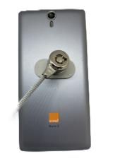 Système anti-vol pour smartphone ou tablette sur fauteuil roulant