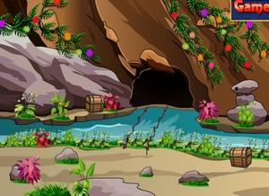 Jouer à Water cave escape