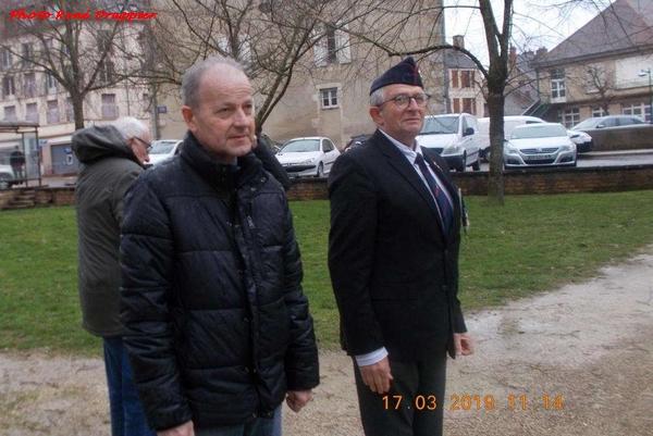 René Drappier a assisté à l'Assemblée Générale 2019 du Souvenir Français...