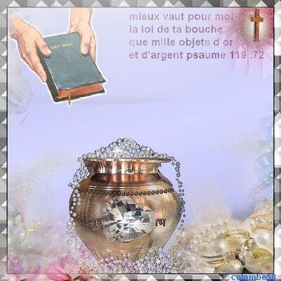 Psaume 119 - Activités Enfants