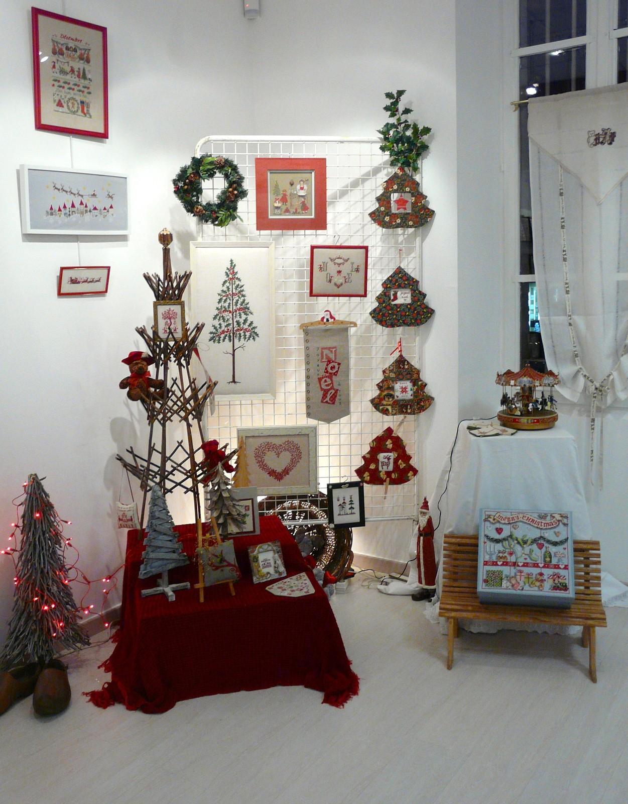 Tout est prêt pour accueillir le Père Noël