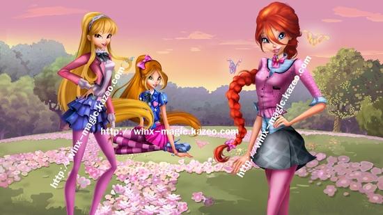 Winx Fairy College