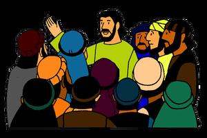9_Jésus choisit 12 apôtres