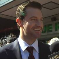 Richard Armitage Hobbit, AUJ World Premiere 2012